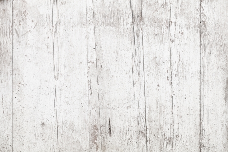 古い白い木製の表面の写真背景テクスチャ