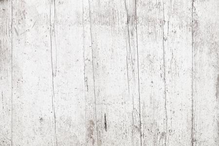 Foto achtergrond textuur van oude witte houten oppervlak