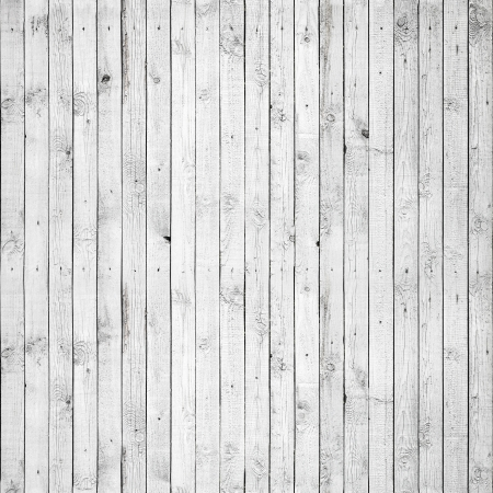 painted wood: Seamless background texture of old white painted wooden lining boards wall