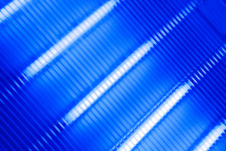 ultraviolet: Transparent ultraviolet lamp panel for water cleaning Stock Photo