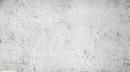 White concrete wall texture with plaster