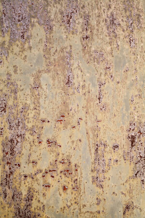 Rusted metal wall detailed photo background texture photo