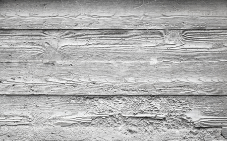Gray concrete wall background texture with wooden pattern photo