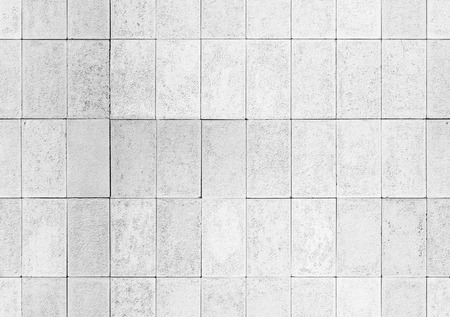 White wall with tiling. Seamless background photo texture photo