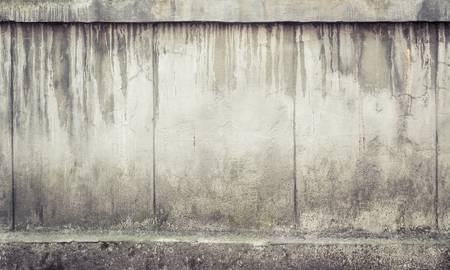 Old dark gray concrete wall, background photo texture photo