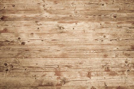 decorative background: Background texture of natural brown uncolored wooden wall Stock Photo