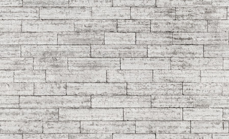 Seamless background photo texture of gray stone brick wall photo