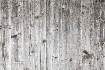 weathered wood background: Old outdoor gray wooden wall background photo texture