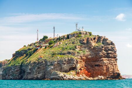 headland: Kaliakra, headland in the Southern Dobruja region of the northern Bulgarian Black Sea Coast