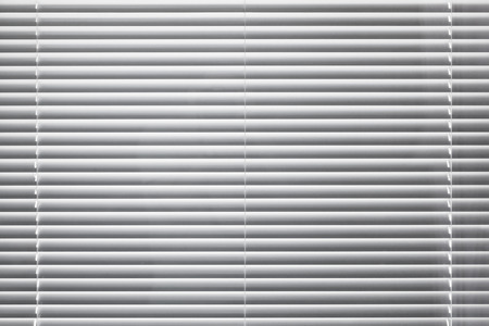モダンな白いブラインド背景写真テクスチャ 写真素材