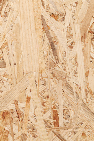osb: Oriented strand board OSB. Sterling board, vertical background photo texture Stock Photo