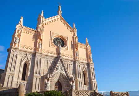 francesco: Saint Francesco Cathedral of Gaeta town, Italy