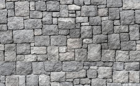 castillos: Antiguo muro de piedra gris, de fondo sin fisuras textura de la foto
