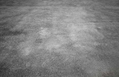 Modern road with gray asphalt pavement, background photo texture Stock Photo
