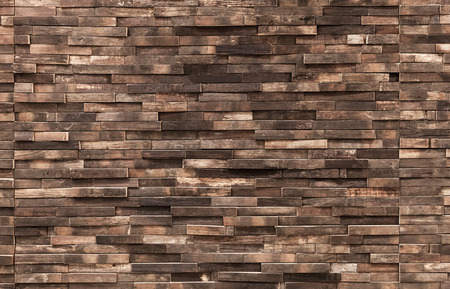 interior wallpaper: Decorative wooden wall background texture, natural wallpaper pattern