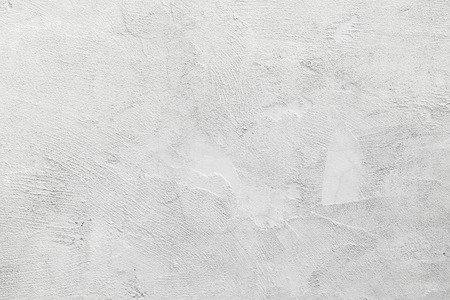 Muro de hormigón blanco con relieve de estuco, textura de la foto de fondo