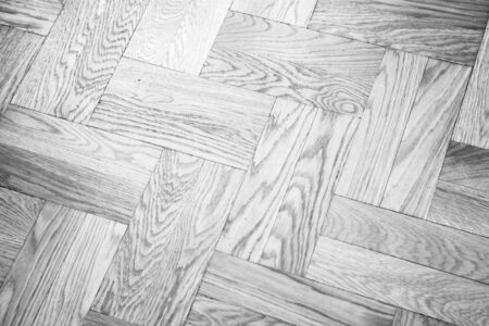 tiling background: Classical white parquet pattern, decorative wooden tiling background photo texture