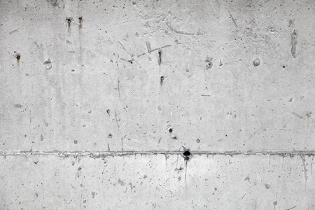 Gray concrete wall, flat background photo texture