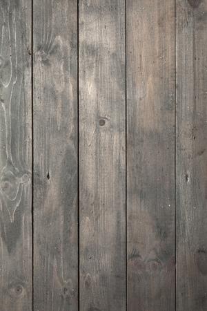 Dark gray wooden floor, vertical background photo texture Фото со стока