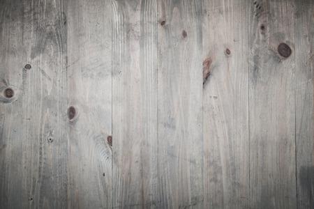 Gray vanished wooden floor, background photo texture