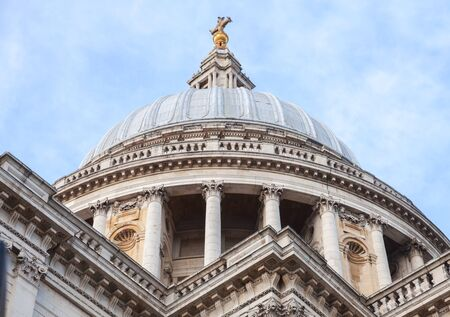 Dome of The St Paul Cathedral, London, United Kingdom