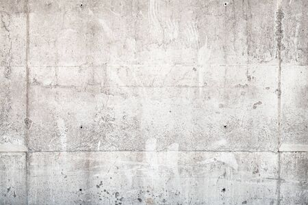 Light gray concrete wall, front view, background photo texture