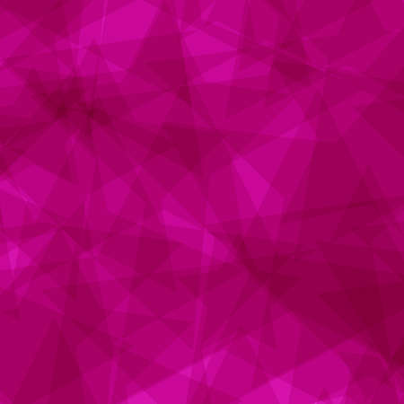 refraction: Star polygon background of magenta color
