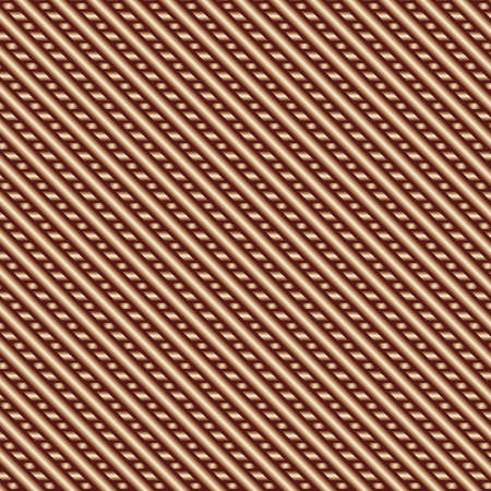 ironworks: Abstract background of bronze metal stripes