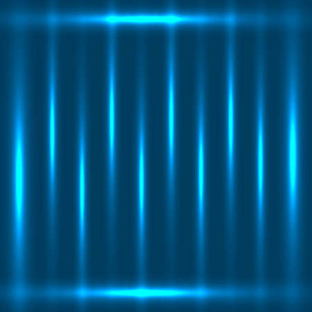 glint: Blue abstract glowing lines background