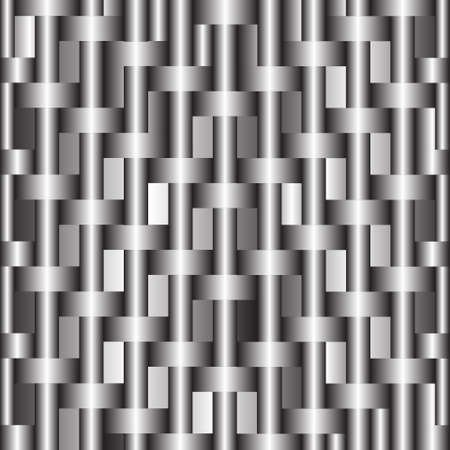 silver bars: Abstract background with silver bars vector design