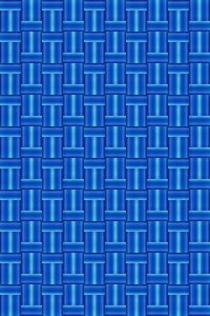 interlace: Blu chiaro sfondo di vimini vettore per workflow di progettazione