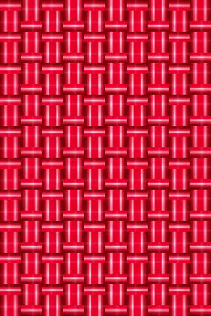추상 빨간색 고리 버들 배경 벡터 디자인 워크 플로우