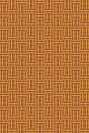 Abstract gradient brown wicker background vector for any design workflow