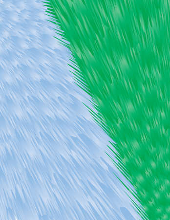 mink: Abstract blue-green fur background vector for any design project