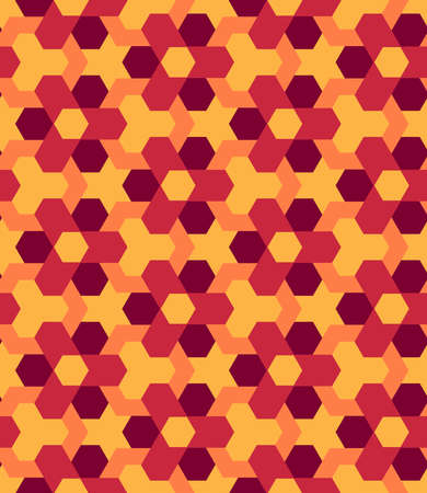 Abstract beautiful decorative seamless geometric pattern vector