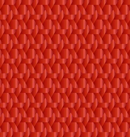 red metallic: Abstract red metallic decorative background for any design process Illustration