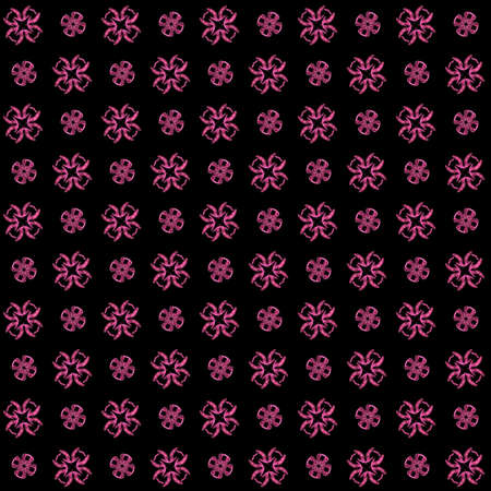 Texture with pink rendering abstract fractal pattern.