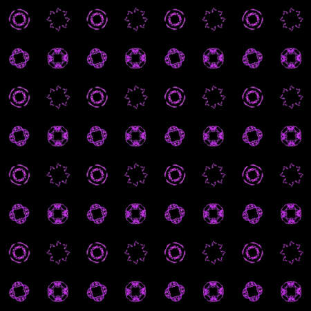 Texture with purple rendering abstract fractal pattern.