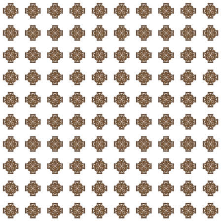 Texture with brown rendering abstract fractal pattern.