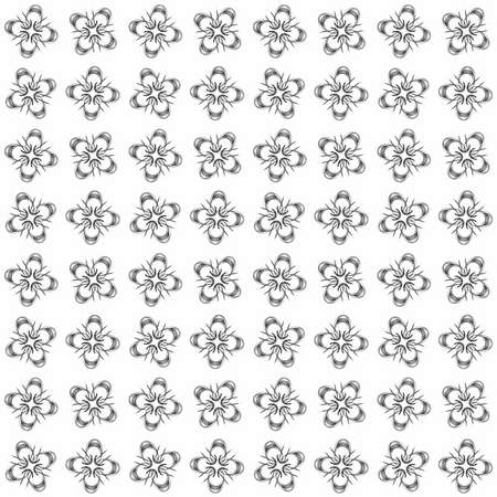 Texture with rendering abstract fractal gray pattern.