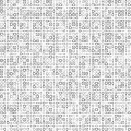 very dirty: Seamless abstract grunge black texture on white background. Rough noise design. Chaotically placed very small fractal patterns.