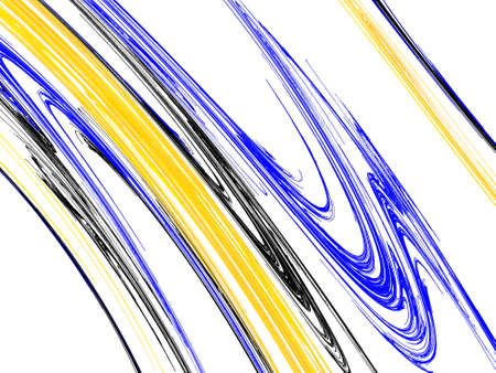 Abstract grunge dirty black blue orange contrast pattern on white background. Rough noise design.