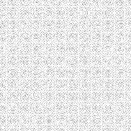 very dirty: Abstract grunge black texture on white background. Rough noise design. Very small broken mosaic floral patterns are chaotically placed.
