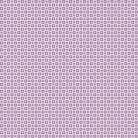 very dirty: Seamless abstract grunge purple texture on white background. Arranged in a staggered manner two very small floral fractal patterns. Rough noise design image.
