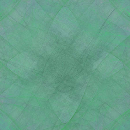 Grunge abstract square green pattern on white background. Rough noise design. Stock Photo