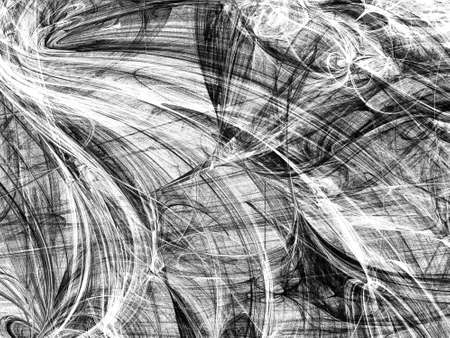 Grunge abstract black background on white backdrop. Two colors. Rectangular horizontal medium rough noise design. Stock fotó