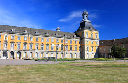 Electoral Palace in Bonn, Germany. Since 1818, it has been the University of Bonn's main building.
