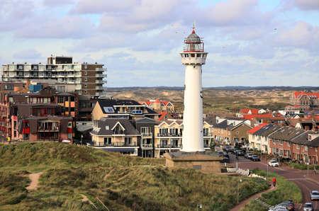 Egmond aan Zee. North Sea, the Netherlands. Standard-Bild