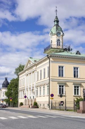 engel: Old Town Hall by Carl Ludvig Engel