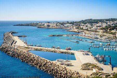 Marina in Leuca di Santa Maria, Apulia, Italy